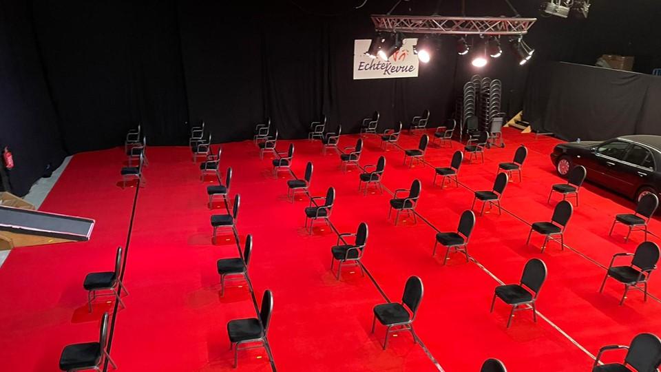 Echter Revue zaal