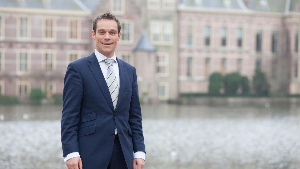 Martijn van Helvert tijdelijk wethouder in gemeente Roerdalen