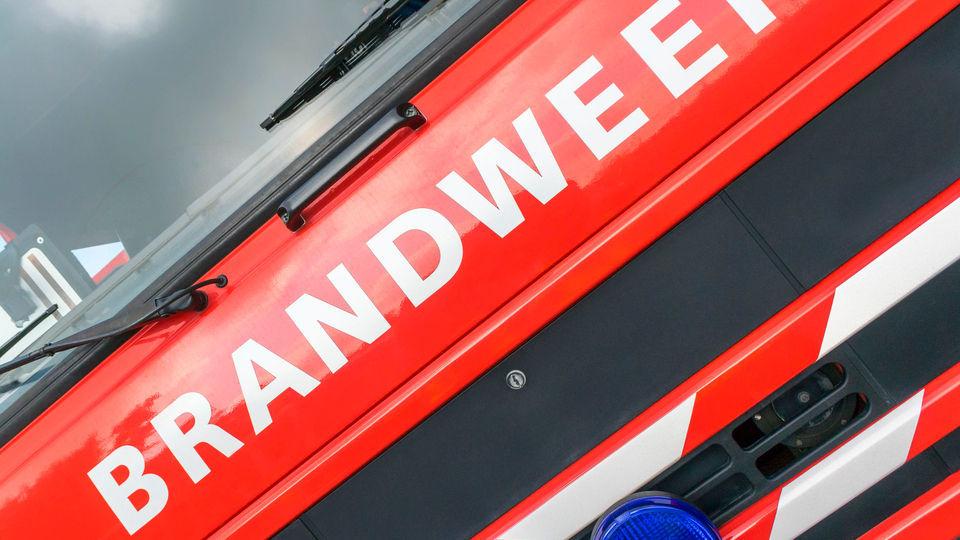 Mogelijk rookoverlast in Echt-Susteren door brand in Waldfeucht