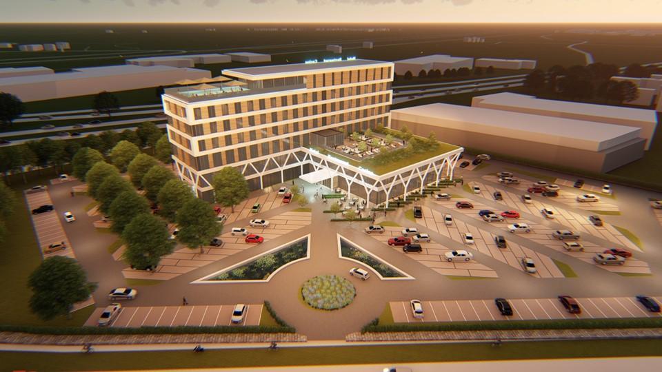 Wel of geen hotel in Echt bouwen: Raad van State aan zet