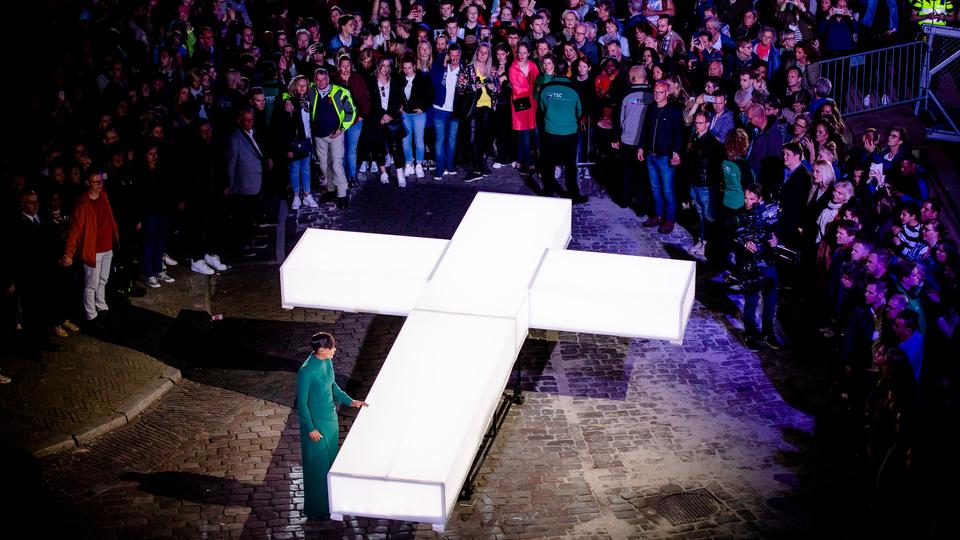 Ontwerpwedstrijd kruisbeeld van het Passieverhaal van Nieuwstadt