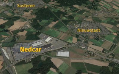 Meer overlast verwacht door uitbreiding Nedcar: 65 woningen in Nieuwstadt onderzocht