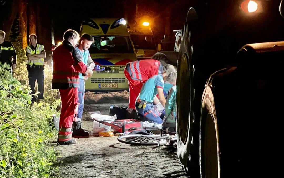 Man op fiets overleden na aanrijding door tractor in Echt
