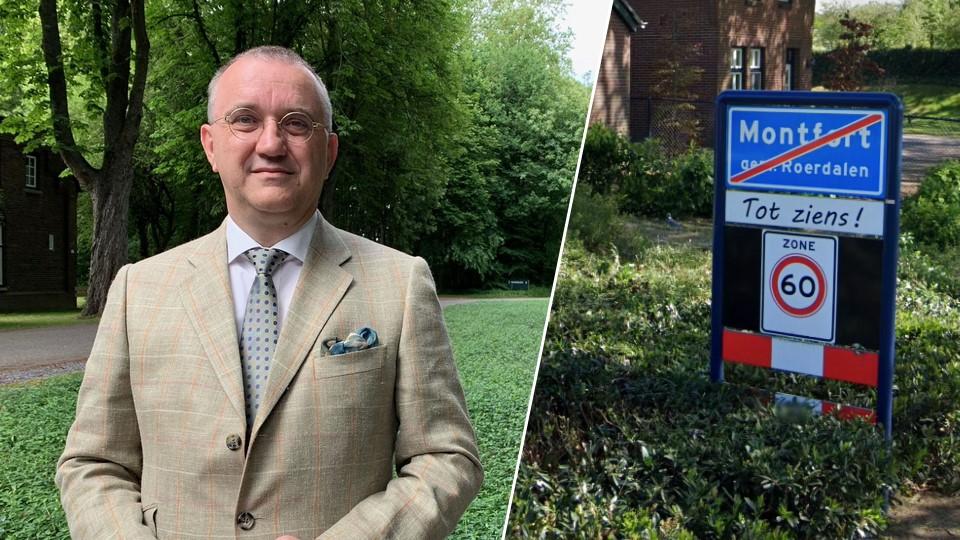 Huis burgemeester Hessels verkocht na ultimatum Remkes