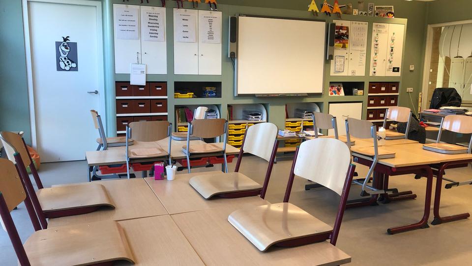 Actiegroep tegen sluiting basisschool Op de Slek