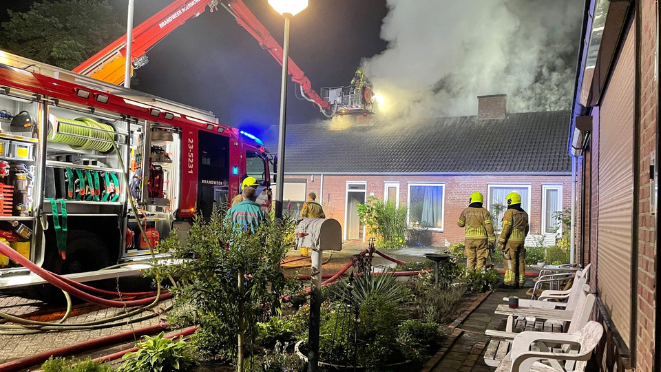 Dode bij woningbrand in Montfort