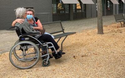 Antoinette is zorgclown op dementie-afdeling: 'Brengt rust'