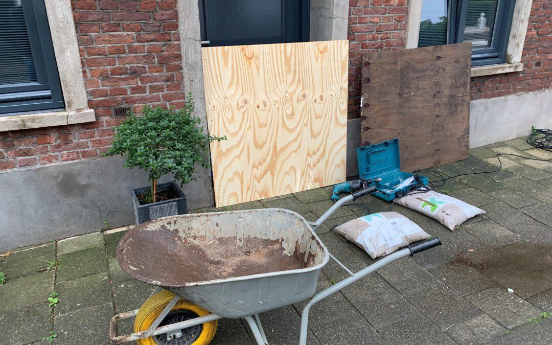 Veel Limburgers niet voorbereid op overstroming